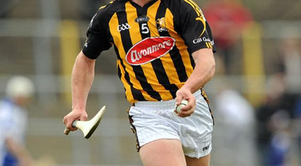 Kilkenny's John Tennyson played in last year's All-Ireland final despite still suffering from cruciate knee injury. Tennyson survived most of the game but Henry Shefflin wasn't so lucky.