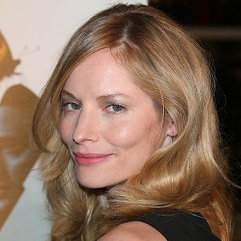 Sienna Guillory has started training for Resident Evil 5
