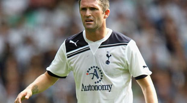 Robbie's season of struggle - Spurs - Starts: 2, Sub: 11, Mins played: 408, Mins missed: 2,652, Goals: 1 Photo: Getty Images
