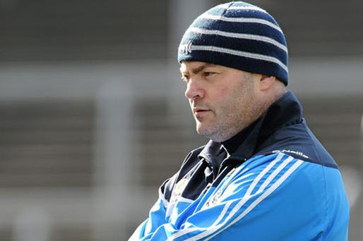 Dublin hurling manager Anthony Daly is hoping to build on his team's promising start to the season.