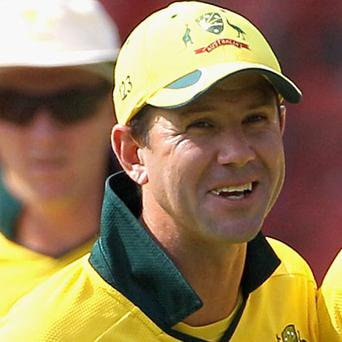 Ponting: not retiring Photo: Getty Images