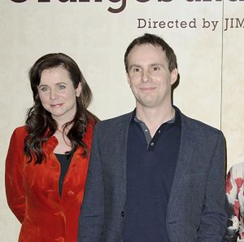 Emily Watson stars in Jim Loach's film Oranges And Sunshine