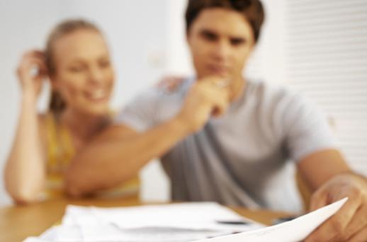 The survey shows that the financial burden on large sections of society is larger than they can bear. Photo: Thinkstock