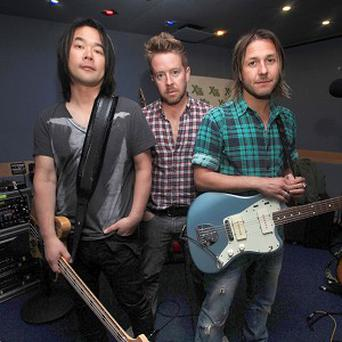 Feeder have close ties with Japan and are helping the tsunami appeal