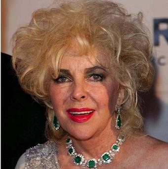 Dame Elizabeth Taylor died of congestive heart failure, her publicist said