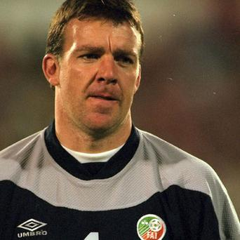 Former Ireland goalkeeper Alan Kelly Photo: Getty Images