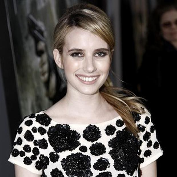 Emma Roberts has been linked to coming-of-age drama Adult World