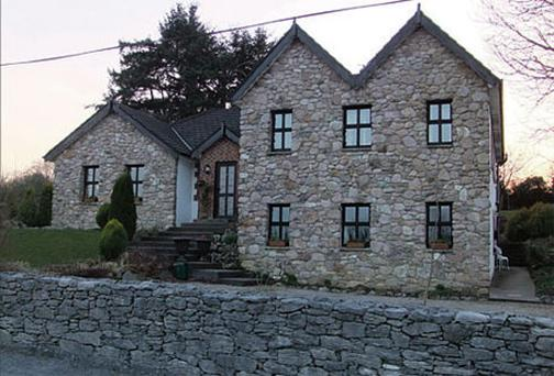 Rural residence: At Drimneen, Co Galway the AMV here is €380,000
