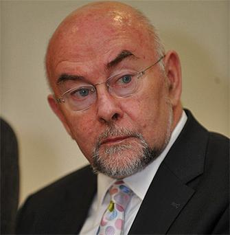 Ruairi Quinn: open to constructive ideas