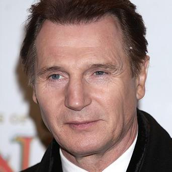 Liam Neeson provides the voice of Aslan in the Narnia films