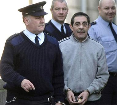 Essam Eid who was jailed for six years for extortion. Photo: PA