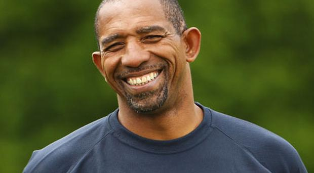 Ireland coach Phil Simmons Photo: Getty Images