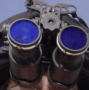 Night vision goggles are among the items stolen from the Ministry of Defence in the past 10 months