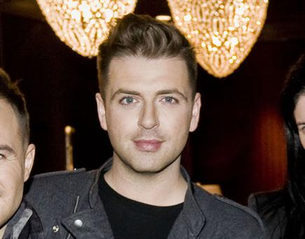 Mark Feehily. Photo: Douglas O'Connor