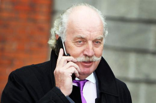 Dermot Desmond earned £108m (€123) from the deal which saw Esat Digifone win Ireland's first mobile phone licence. Photo: Tom Burke