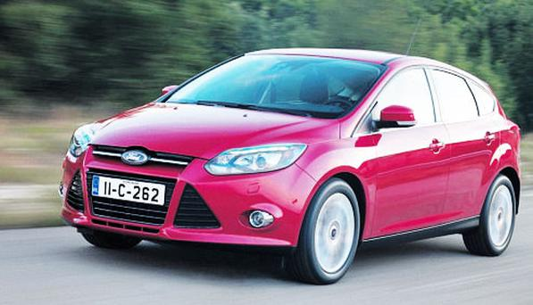 VROOM: Ford Focus has four levels of trimmings