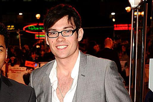 Ex-EastEnders actor Sam Attwater won this season of Dancing on Ice. Photo: PA
