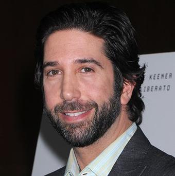 David Schwimmer says he's ready for another acting role