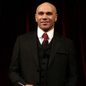 Goldie hopes to make a film called Sine Tempore