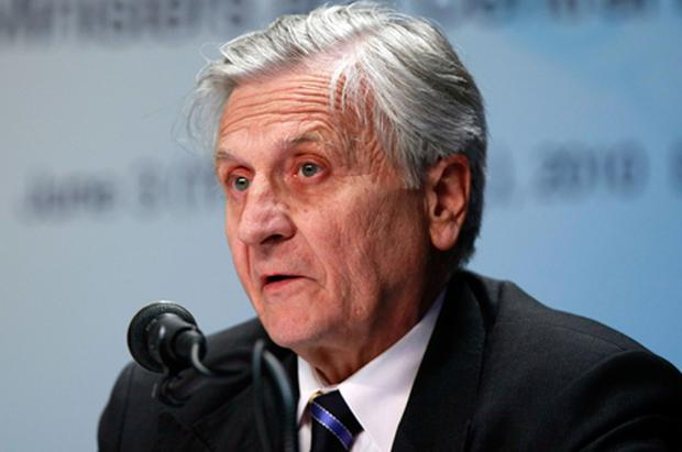 ECB President Claude Trichet. Photo: Getty Images