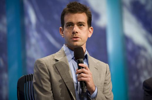 Jack Dorsey: Co-founder of Twitter. Photo: Getty Images