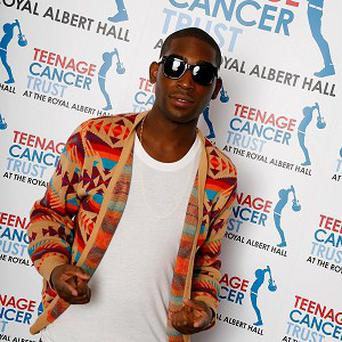 Tinie Tempah has been honoured by a music charity