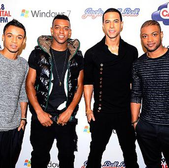 JLS are giving fans the chance to see what goes on behind the scenes