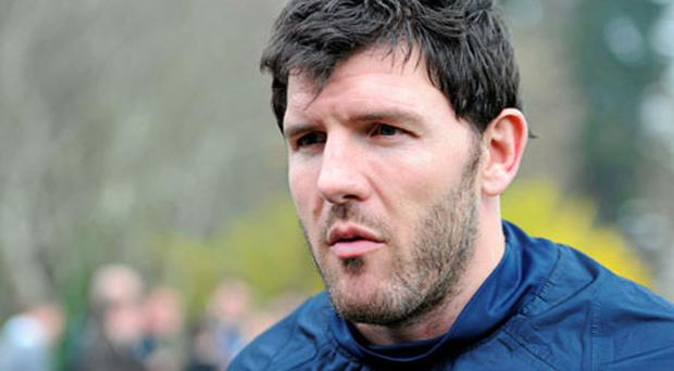Shane Horgan will play his 200th game for the province against Munster on Saturday