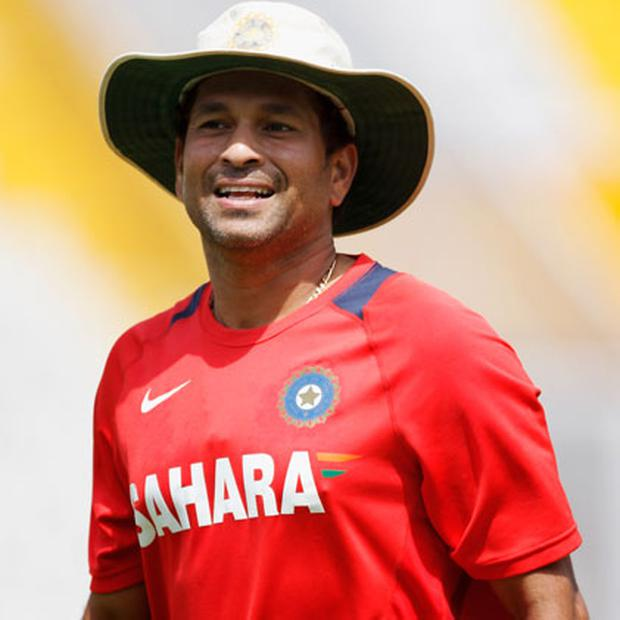 India's Sachin Tendulkar Photo: Getty Images