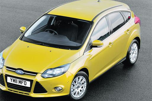 The new range of Ford Focus - the hatchback