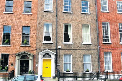 THE Institute of International and European Affairs, headed by former Labour Party Senator Brendan Halligan, is selling its offices at 8 North Great Georges Street, Dublin 1