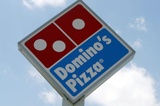 Domino's warned that future growth is likely to be impacted as it comes up against tougher comparatives in the next quarter. Photo: Getty Images