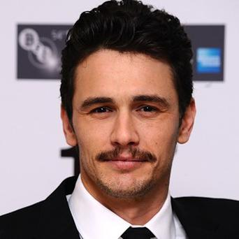 James Franco has added another string to his bow as a lecturer