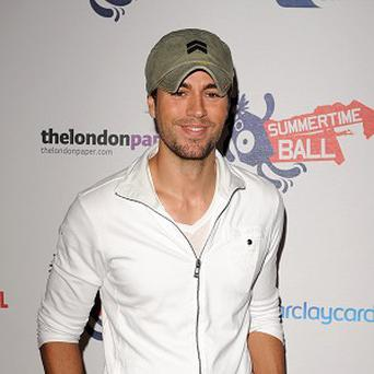 Enrique Iglesias will not be joining Britney Spears on an forthcoming tour