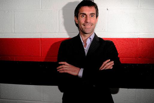 Keith Gillespie Photo: Brian Lawless / Sportsfile