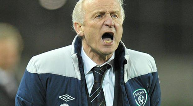Giovanni Trapattoni's desire to lead Ireland to the World Cup in Brazil in 2014 could have something to do with the emergence of young stars like Shane Long.