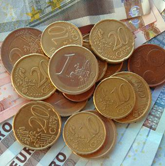 A gang in Germany allegedly reassembled euro coins which had been sold to China for scrap