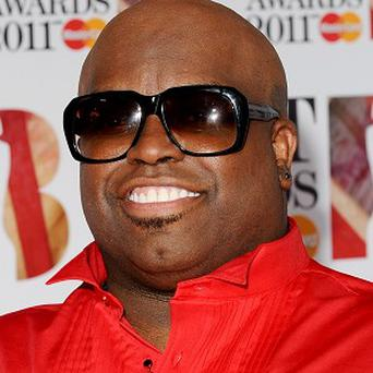 Cee Lo Green is currently on a European tour