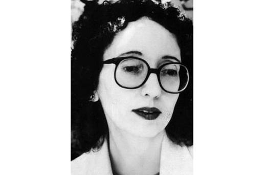 TESTAMENT OF GRIEF: Author Joyce Carol Oates