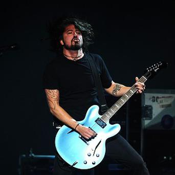 Foo Fighters have recorded their seventh album together