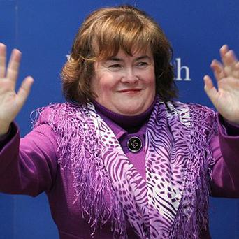 Susan Boyle is marking her 50th birthday with a party for close family and friends