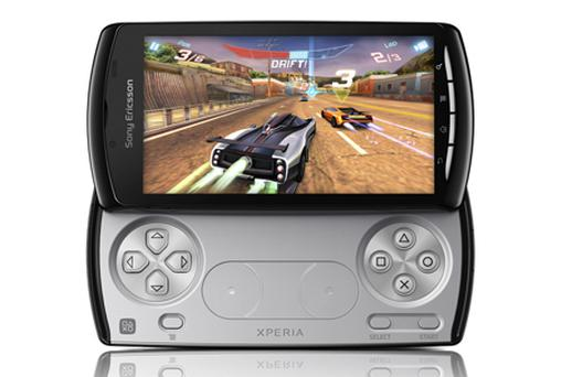 Sony Ericsson's Xperia Play has PlayStation controls