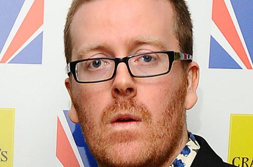 Frankie Boyle. Photo: PA