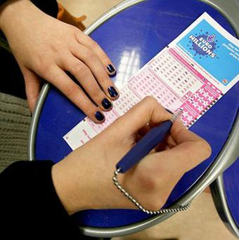 The National Lottery is launching National Back of the Sofa Week to encourage players to find missing tickets