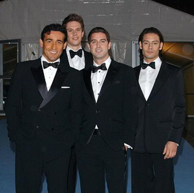 Il Divo are to be honoured at the Classic Brit Awards next month