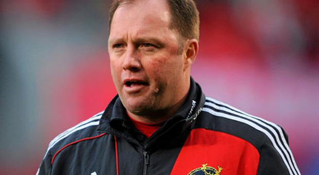 Tony McGahan's Munster side will get a hostile reception.