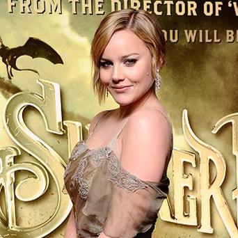 Abbie Cornish would like to see more action roles for women