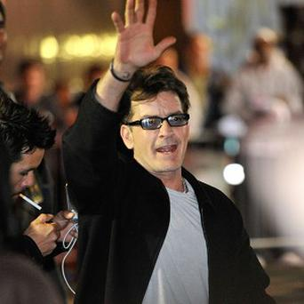 A company linked to Charlie Sheen has applied to take out trademarks against 22 of his famous catchphrases (AP)