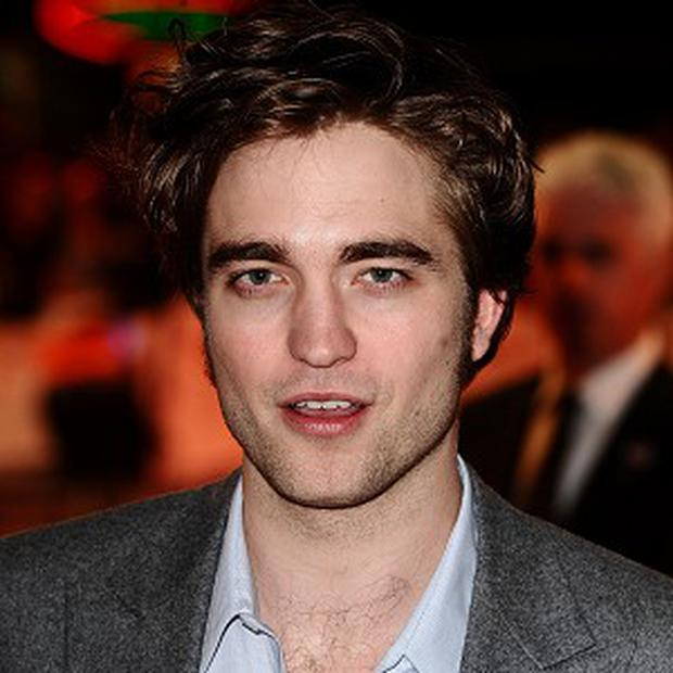 Robert Pattinson plays a vet student in Water For Elephants