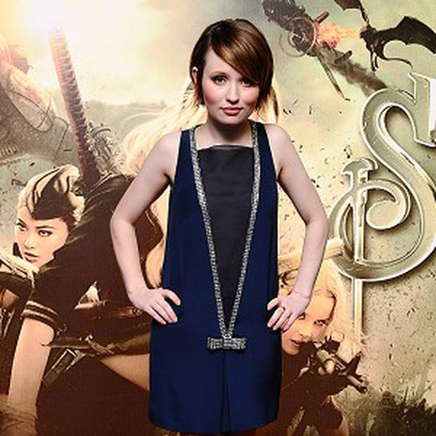 Emily Browning plays the lead role in new film Sleeping Beauty